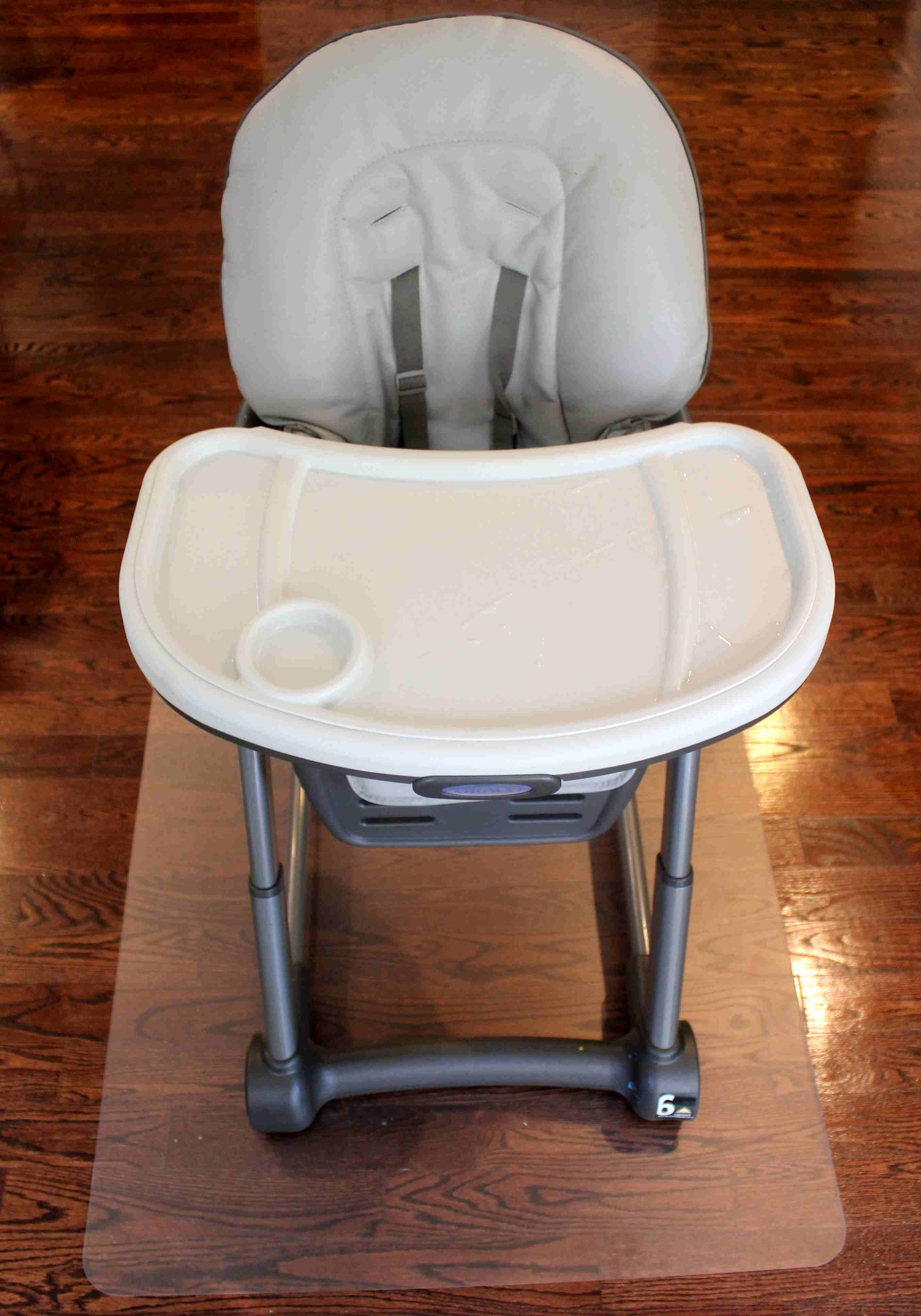 heavy duty 48 round high chair mat house and play